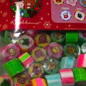 クリスマスプレゼント(*´ー`*人)