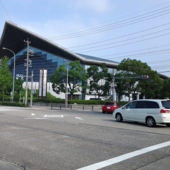 東海高等学校総合体育大会水泳競技の第2日目の結果