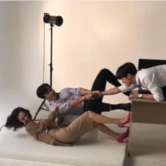 '회사 가기 싫어(会社に行きたく ない)' 関連写真&予告映像