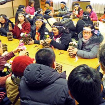 日高町へベトナムからの来町200人突破  誘客事業250人到達(年内)見込み 〈2019年12月21日〉