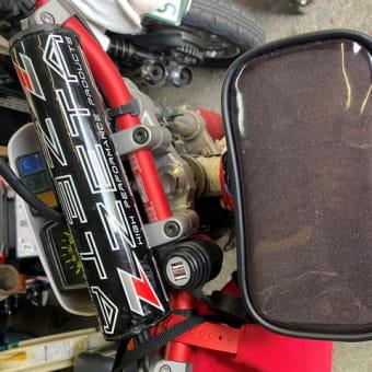 タナックス  吸盤式 スマホ タンクバッグ