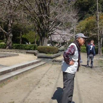 35.徳島城跡へ