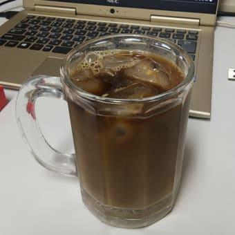 朝コーヒーは