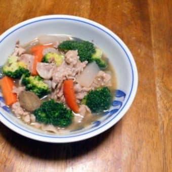 野菜のうま煮