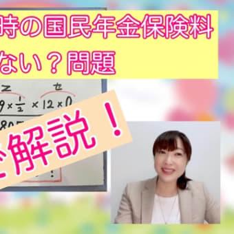 【動画アップ】(お金チャンネル)国民年金保険料「追納」する?しない?