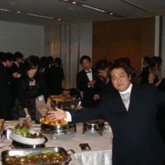 【写真あり】甲田社長のクリスマスパーティに・・・