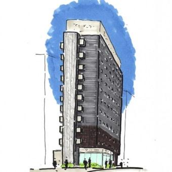 歌舞伎町ホテル計画 Kabuki-cho Hotel Project