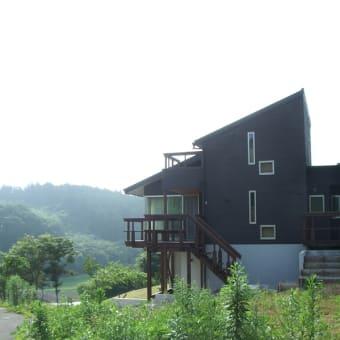 鷲宿の家 2008夏