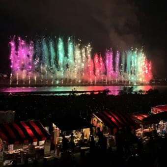 第63回 全国選抜長良川中日花火大会 2019.8.17