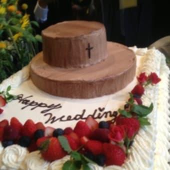 うれしい結婚式