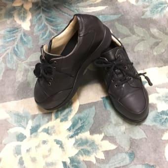 オーダー靴(靴型装具)ようやく完成!