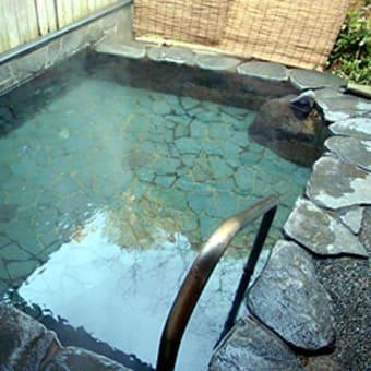 鹿教湯温泉 文殊の湯