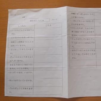 地域の小学校のリモート学習☆彡