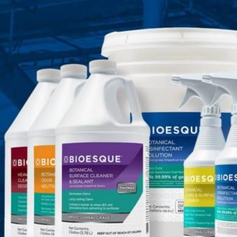 BIOESQUE BOTANICAL DISINFECTANT SOLUTION CAN BE USED AGAINST 2019 NOVEL CORONAVIRUS