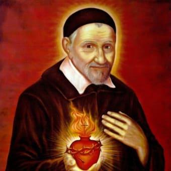 聖ヴィンセンチオ・ア・パウロは、愛徳と信仰によってこの世に打ち勝ち、たった一人で、フランス革命が起こるのを遅らせた。