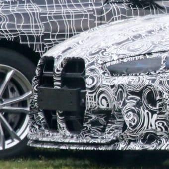 【BMW】4シリーズ最強モデル「M4 CLS」がスクープ!後輪駆動で540馬力で発売か!?