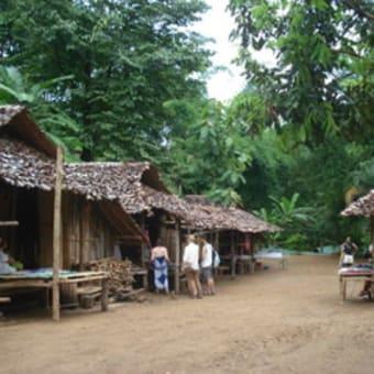 首長族の村(カレン族)&チェンマイ・ロンガンの季節