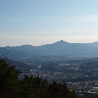 2013/02 長瀞アルプスから宝登山へ。