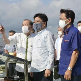反基地運動は年3千億円台の沖縄振興予算を確保するためかも