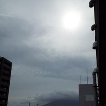 2019年07月20日(土) 曇り。 蒸し暑い。 (台風5号、朝鮮半島へ/五島・対馬、被害?)