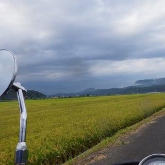 ジブリツーリング (/・ω・)/ 日本の原風景