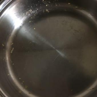 冷凍チャーハンをフライパンで!【くっつかない!】