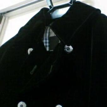 念願のコートをGET!!!