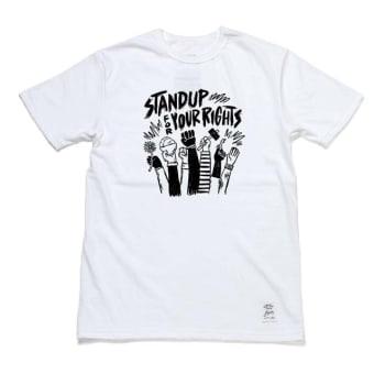 【9/6(月)~/12(日)限定】京都のチャリティ専門ブランドとコラボしたチャリティTシャツを販売します!