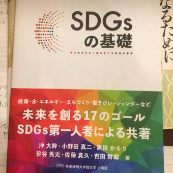 SDGs(持続可能な開発目標)の意味と幸福について。