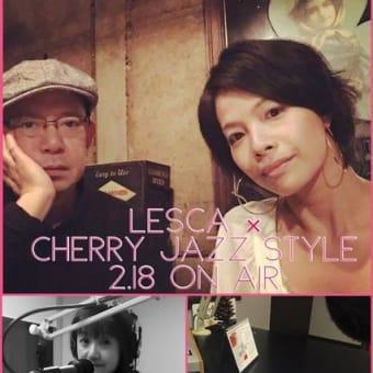 本日2月18日FM新潟77.5にてLesca先行OA