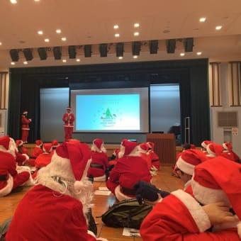 日本と世界中の子どもたちをダブルでスマイルに!12/24(火)「ダブルスマイルサンタ」が実施されました!