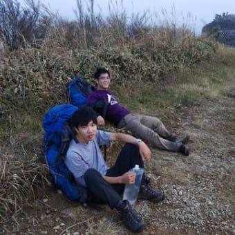 歩荷 雷山~井原山+α