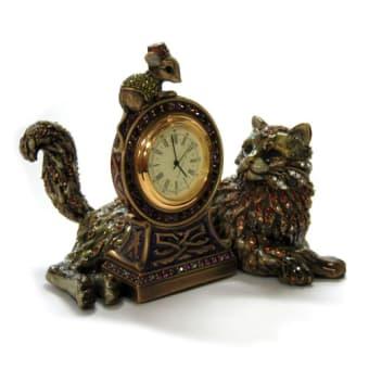 ジェイ・ストロングウォーターの猫の時計