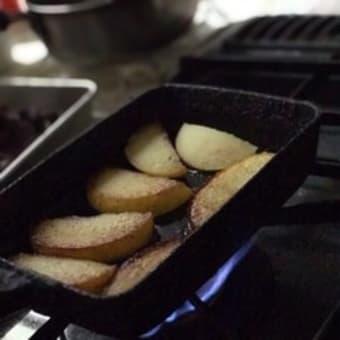 リンゴと酒粕レーズン&の美味しさは(^ω^)・・・