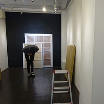 ART COCKTAIL個展「また、うずくまる」ありがとうございました!