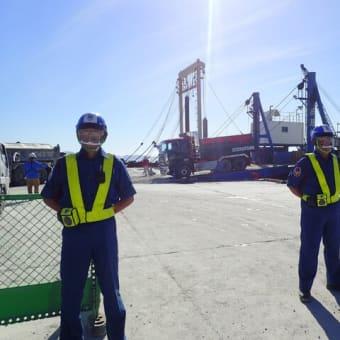 11月26日(木)、辺野古から本部塩川港へ --- 今日もゲート前で名護市長への取組を訴える /// 12月2日の防衛省交渉はコロナ禍のために中止