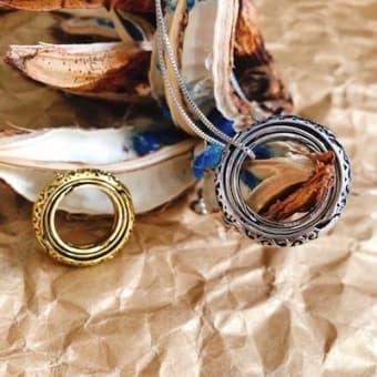 """【海外通販】天球儀リング""""Astronomical Ring""""届いたよ♪"""