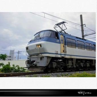 EF66131 ・ 神崎川橋梁