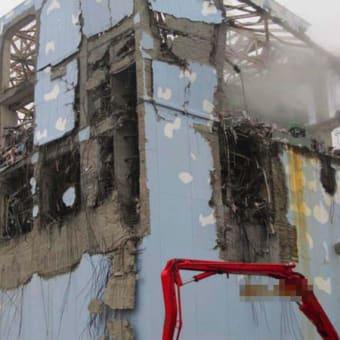 フクシマ第一事故 放射能汚染の最大の原因は4号機燃料保存プールと ネーチャー誌でスウェーデンの学者発表