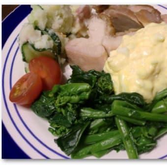 「鶏もも肉のソテー」を作る