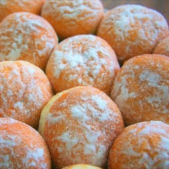 和菓子のようなアンドーナッツ☆横浜の美味しいパン かもめパンです(*'▽')