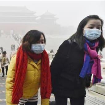 支那の大気汚染が非常事態ならば在留邦人は帰国せよ