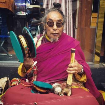 チベット密教行者「ンガッパ」という存在