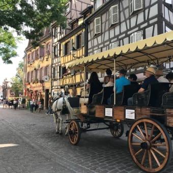 フランスへの旅 その7 ストラスブール&コルマール編