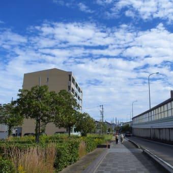 ❹名古屋の下町を歩いて、名古屋港へ