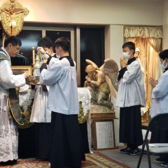 聖伝のミサ(ラテン語ミサ トリエント・ミサ)の報告 Traditional Latin Mass in Tokyo and Osaka, SSPX Japan