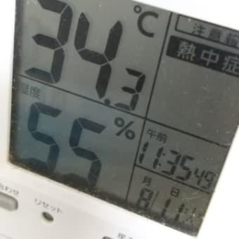 2020/08/11 三和土水拭き&小まとめ