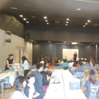 協会後援 10月20日 ベジタリアートフェスタ(大阪市・中崎町ホール)の報告