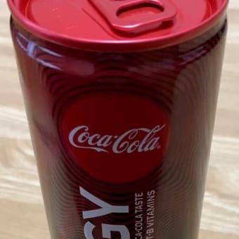 初! コカ・コーラ エナジー♪
