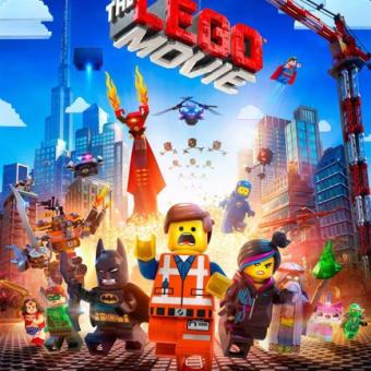 【映画】LEGO ムービー(映画鑑賞記録棚卸154)…映画の一番良い部分が吹き替えでは蔑ろな件